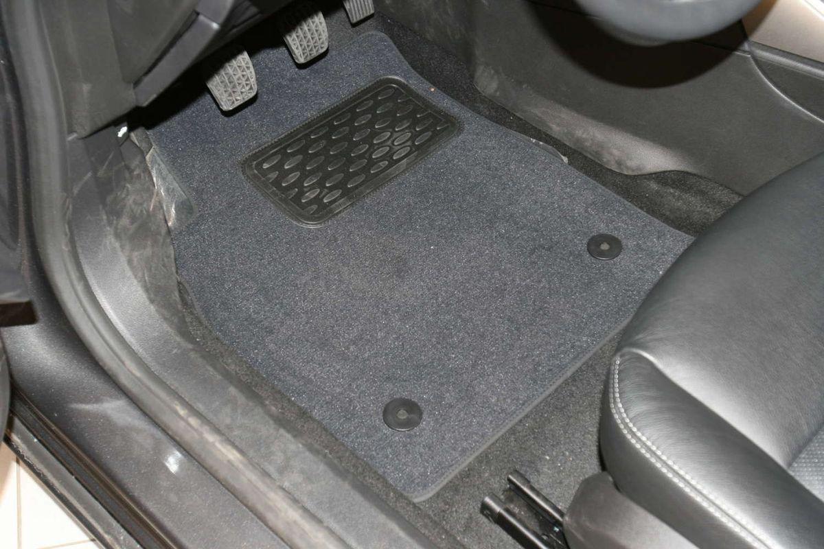 Набор автомобильных ковриков Klever для Opel Astra J 5D 2009-, хэтчбек, в салон, 5 шт недорго, оригинальная цена