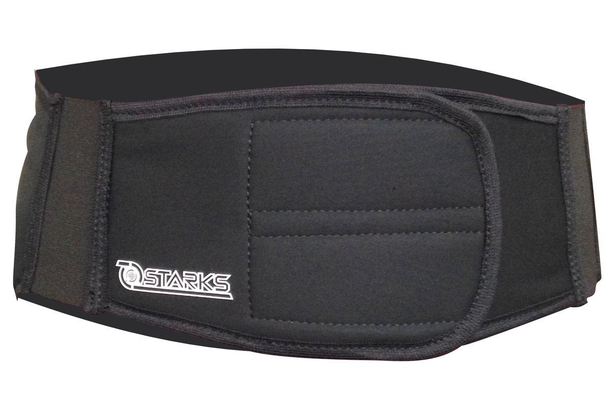 Мотопояс ветрозащитный Starks Belt WS, цвет: черный. ЛЦ0001. Размер XXL