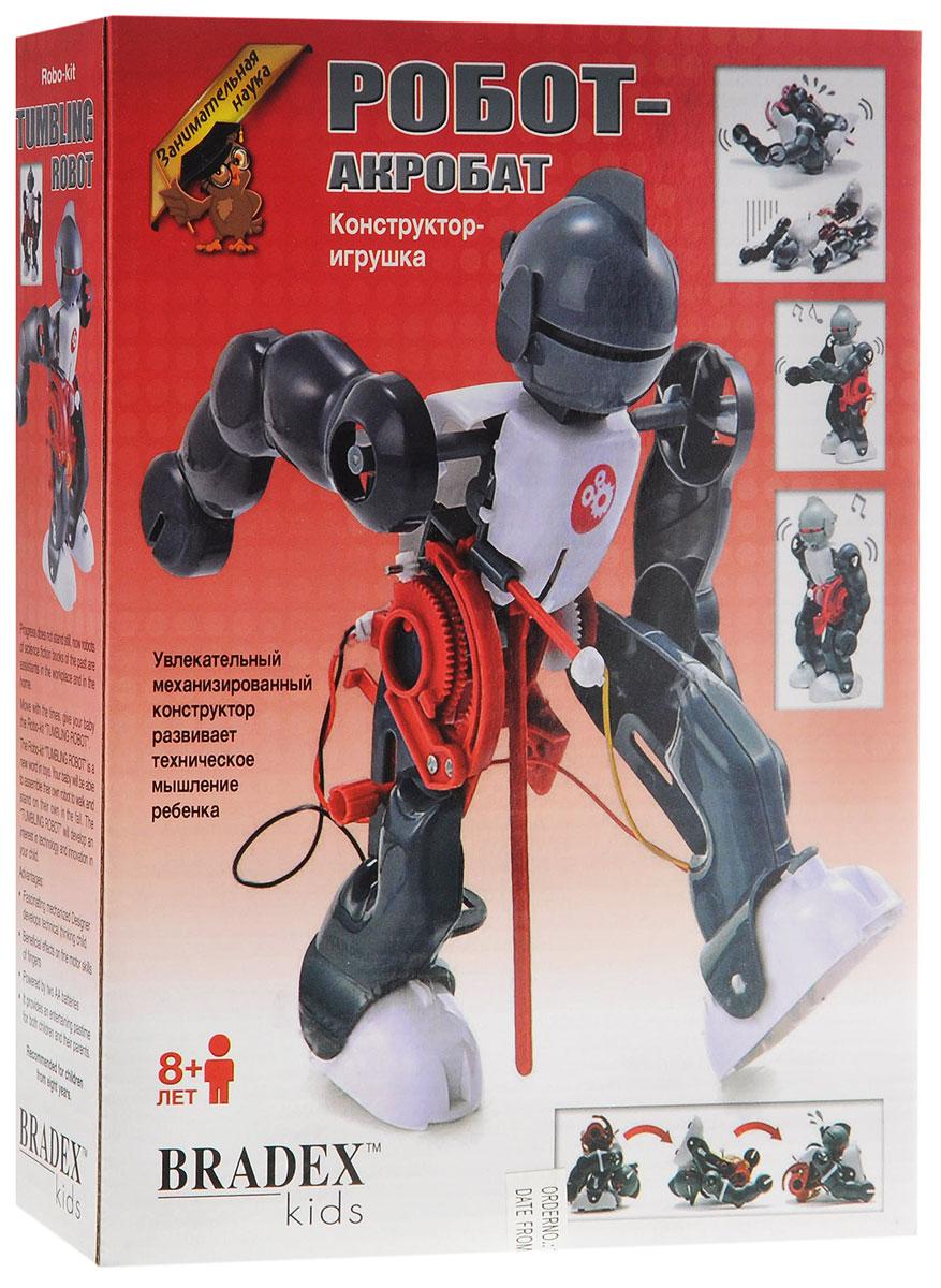 Bradex Конструктор Робот-акробат 4m робот акробат