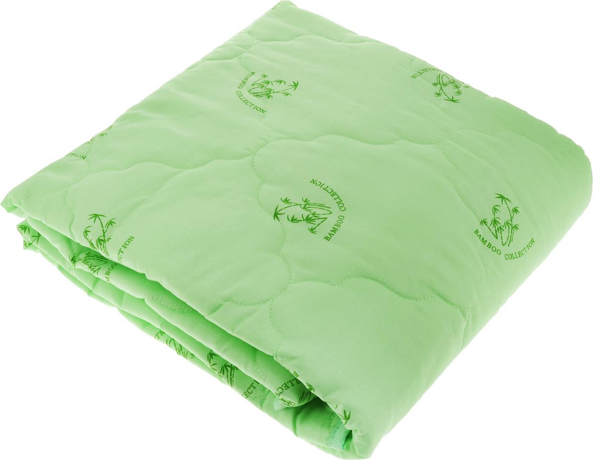 """Одеяло """"ЭГО"""", наполнитель: бамбуковое волокно, 200 х 220 см. ЭО-2001-03"""