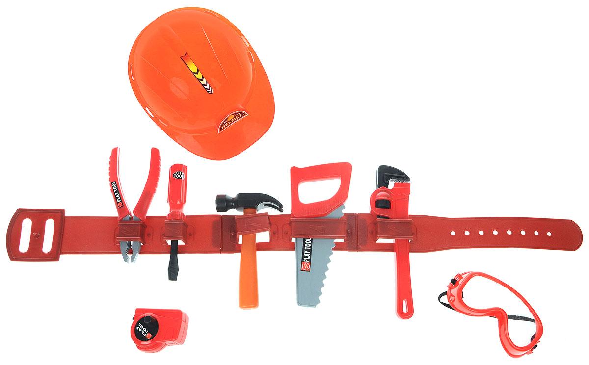 Altacto Игровой набор инструментов Строитель наборы игрушечных инструментов altacto шуруповёрт
