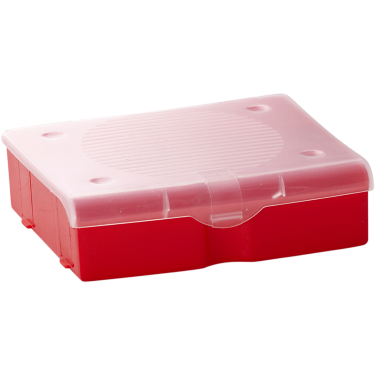 Органайзер для мелочей Blocker, цвет: красный, 17 х 16 х 4,5 см цена
