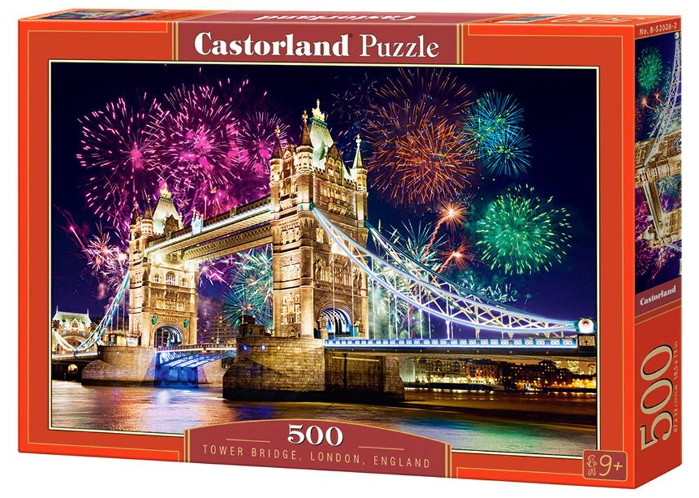 цена на Castorland Пазл Тауэрский мост Англия
