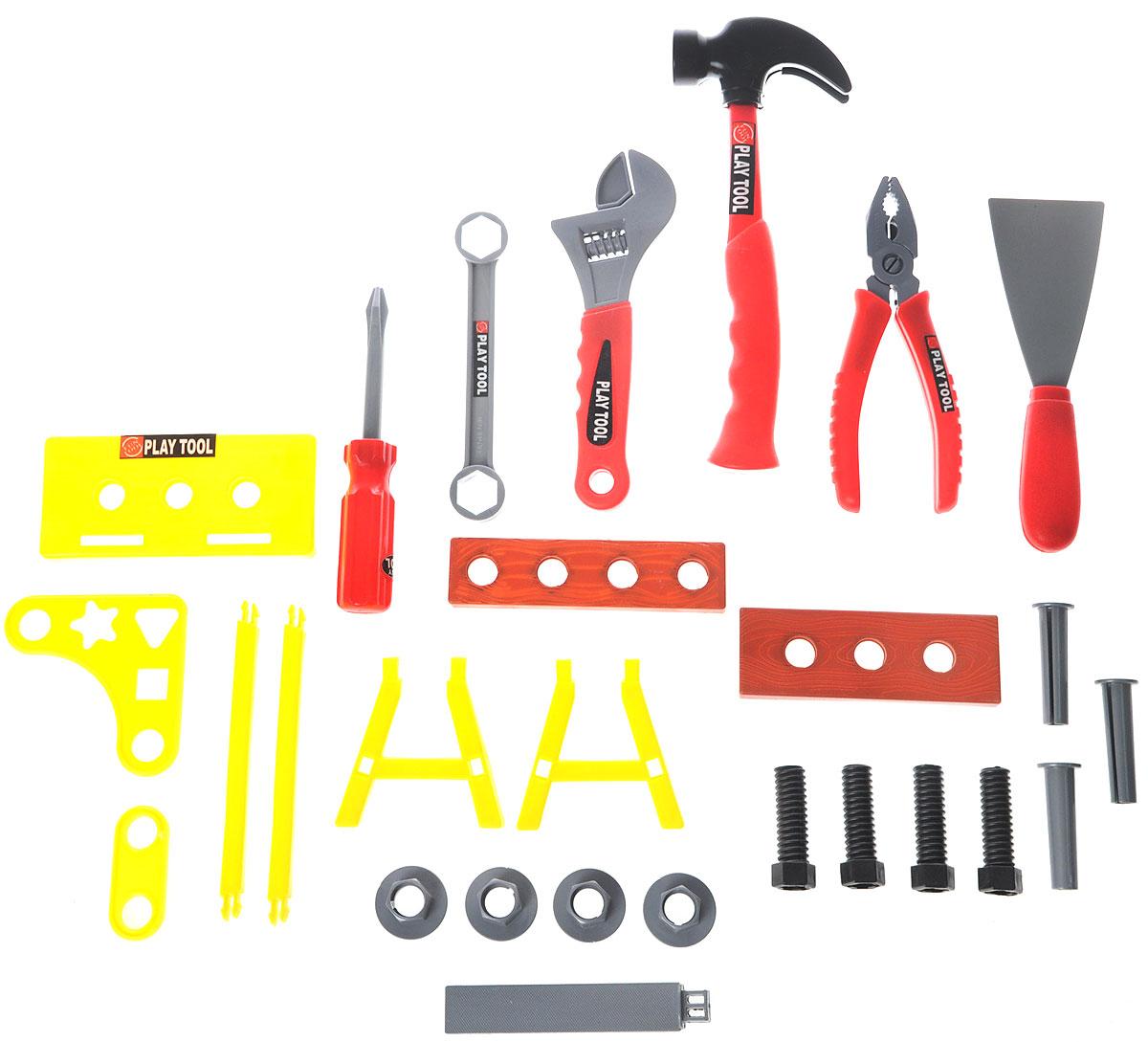 Фото - Altacto Игровой набор инструментов Домашний ремонт estabella игровой набор домашний очаг