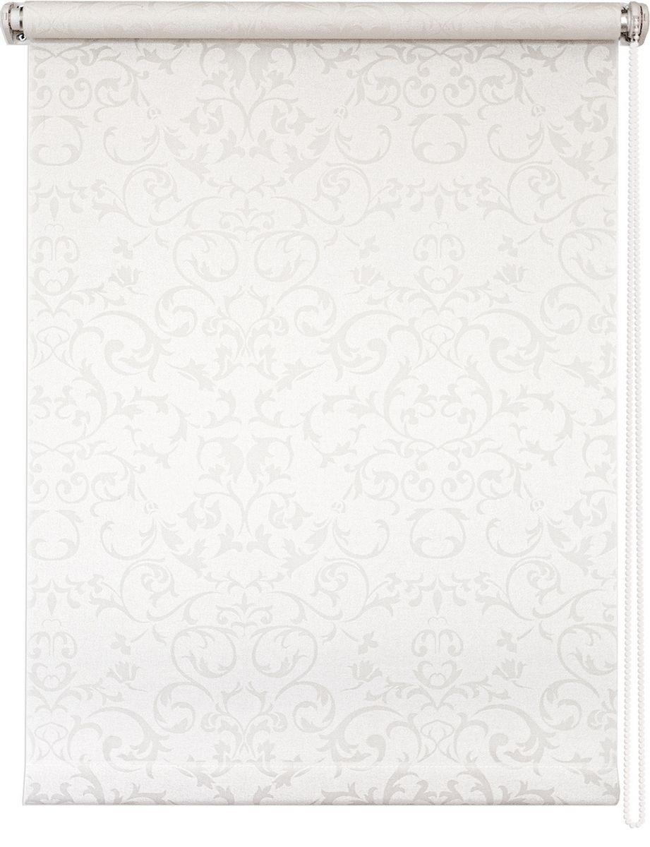 Штора рулонная Уют Дельфы, цвет: белый, 60 х 175 см62.РШТО.8259.060х175Штора рулонная Уют Дельфы выполнена из прочного полиэстера с обработкой специальным составом, отталкивающим пыль. Ткань не выцветает, обладает отличной цветоустойчивостью и светонепроницаемостью. Штора закрывает не весь оконный проем, а непосредственно само стекло и может фиксироваться в любом положении. Она быстро убирается и надежно защищает от посторонних взглядов. Компактность помогает сэкономить пространство. Универсальная конструкция позволяет крепить штору на раму без сверления, также можно монтировать на стену, потолок, створки, в проем, ниши, на деревянные или пластиковые рамы. В комплект входят регулируемые установочные кронштейны и набор для боковой фиксации шторы. Возможна установка с управлением цепочкой как справа, так и слева. Изделие при желании можно самостоятельно уменьшить. Такая штора станет прекрасным элементом декора окна и гармонично впишется в интерьер любого помещения. Рекомендуем!