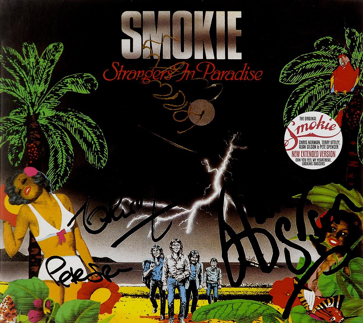 Smokie Smokie. Strangers In Paradise smokie