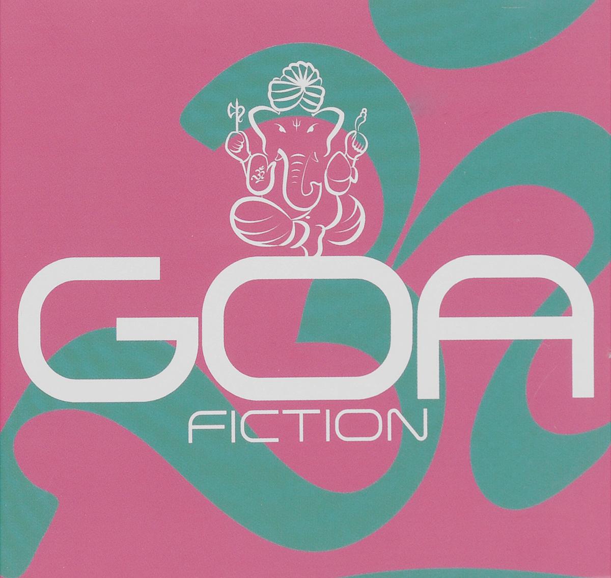 Goa Fiction (2 CD) декор novogres decor goa acuario 2 54х60