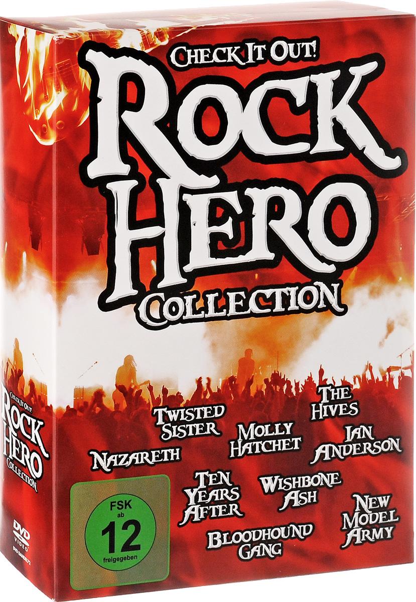 Rock Hero Collection (3 DVD) гардемарины 3 dvd