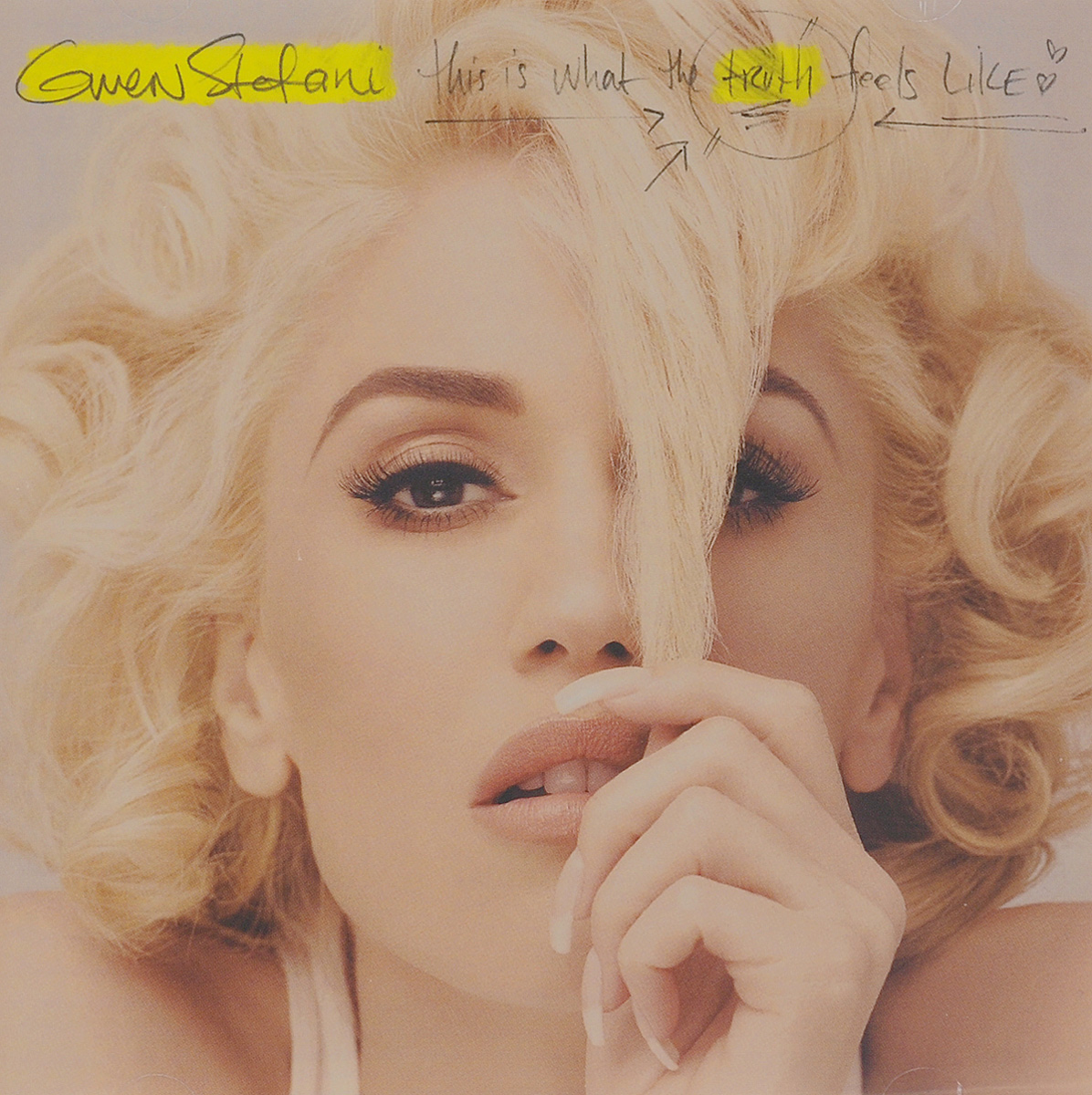лучшая цена Гвен Стефани Gwen Stefani. This Is What The Truth Feels Like