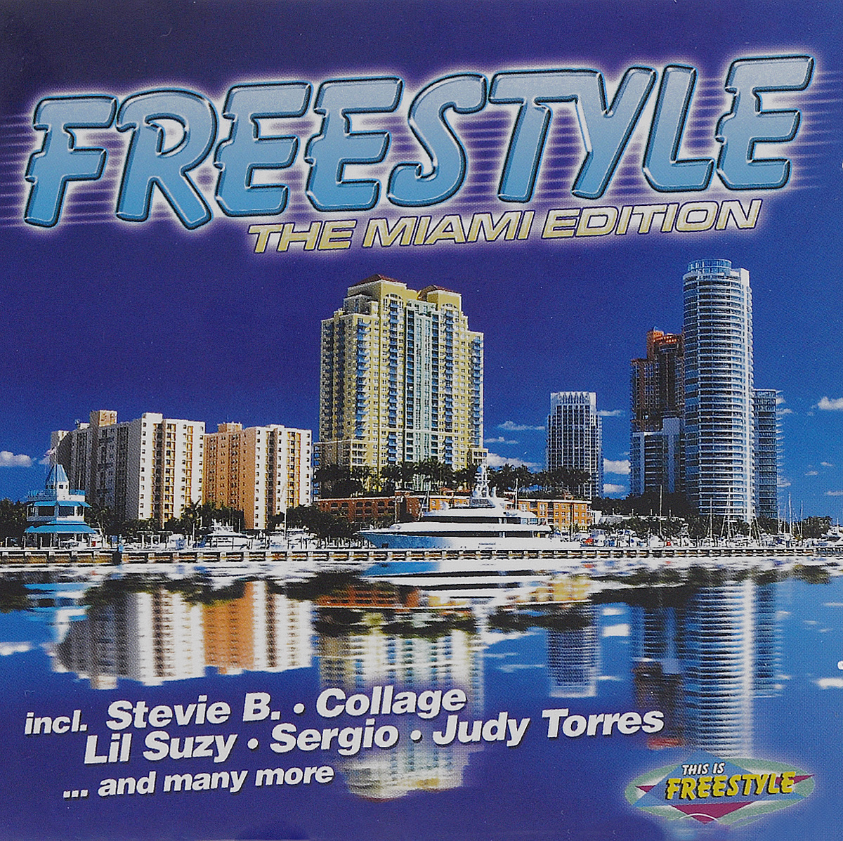 Freestyle. The Miami Edition (2 CD) johnny o rookie severin jayda soft touch лила грейс roxanna shineaz junior tiara suga mama x on jaylez maximnoise ники дэниэлс duap mc ричи сантьяго freestyle vol 40 best of final edition 3 cd