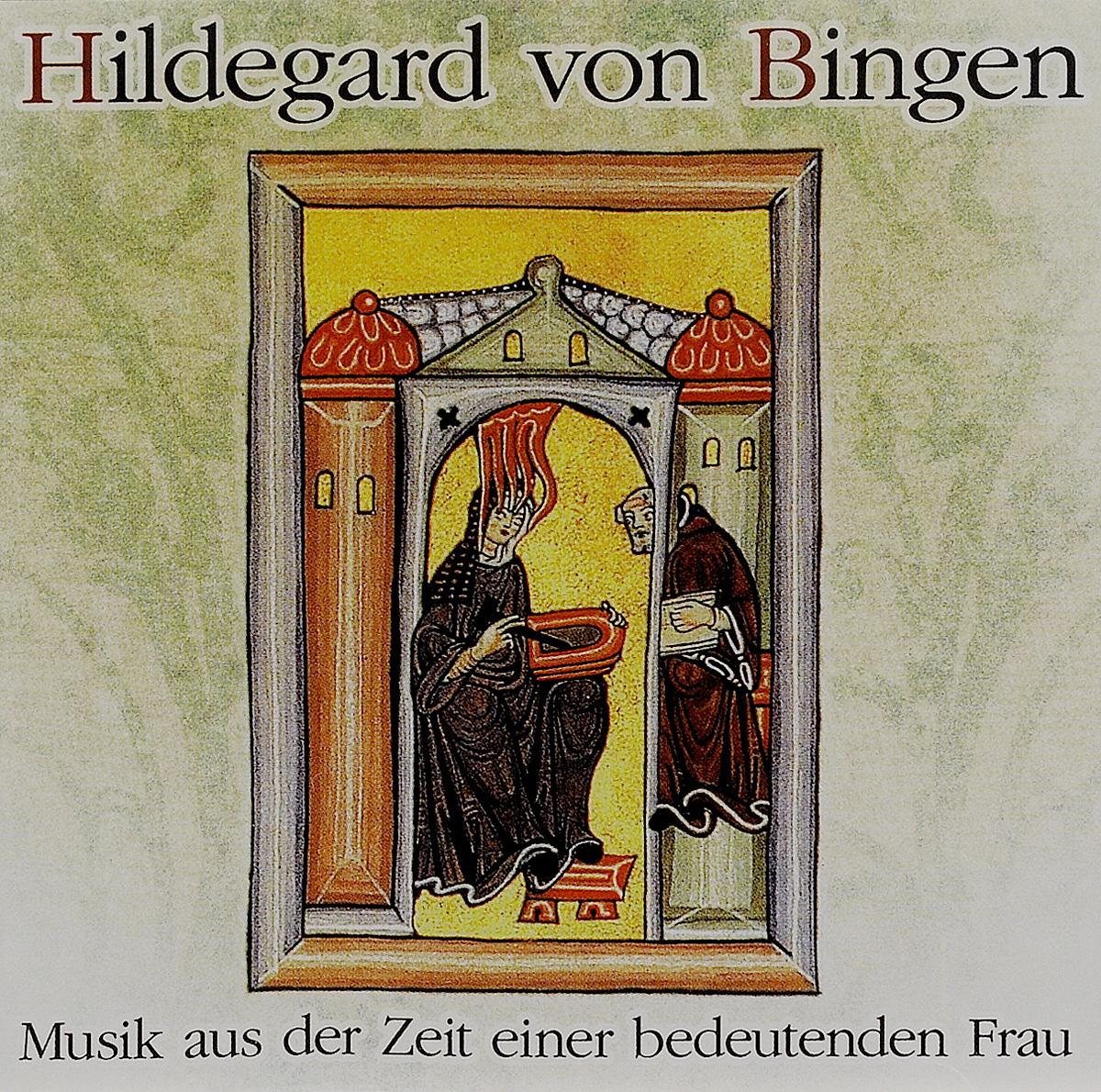 Hildegard Von Bingen. Musik Aus Der Zeit Einer Bedeutenden Frau hermann fischer die heilige hildegard von bingen