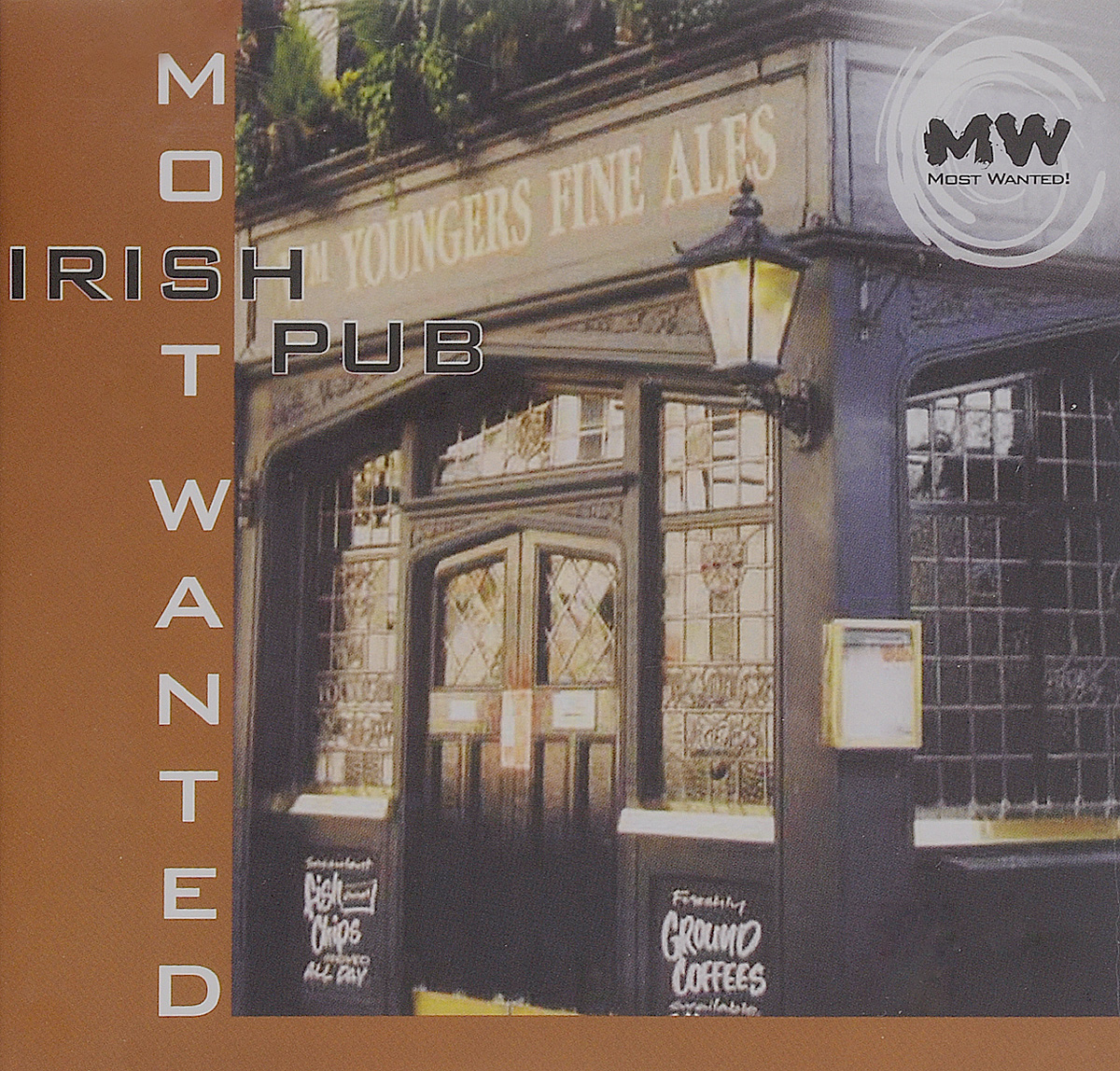 Most Wanted. Irish Pub the irish pub