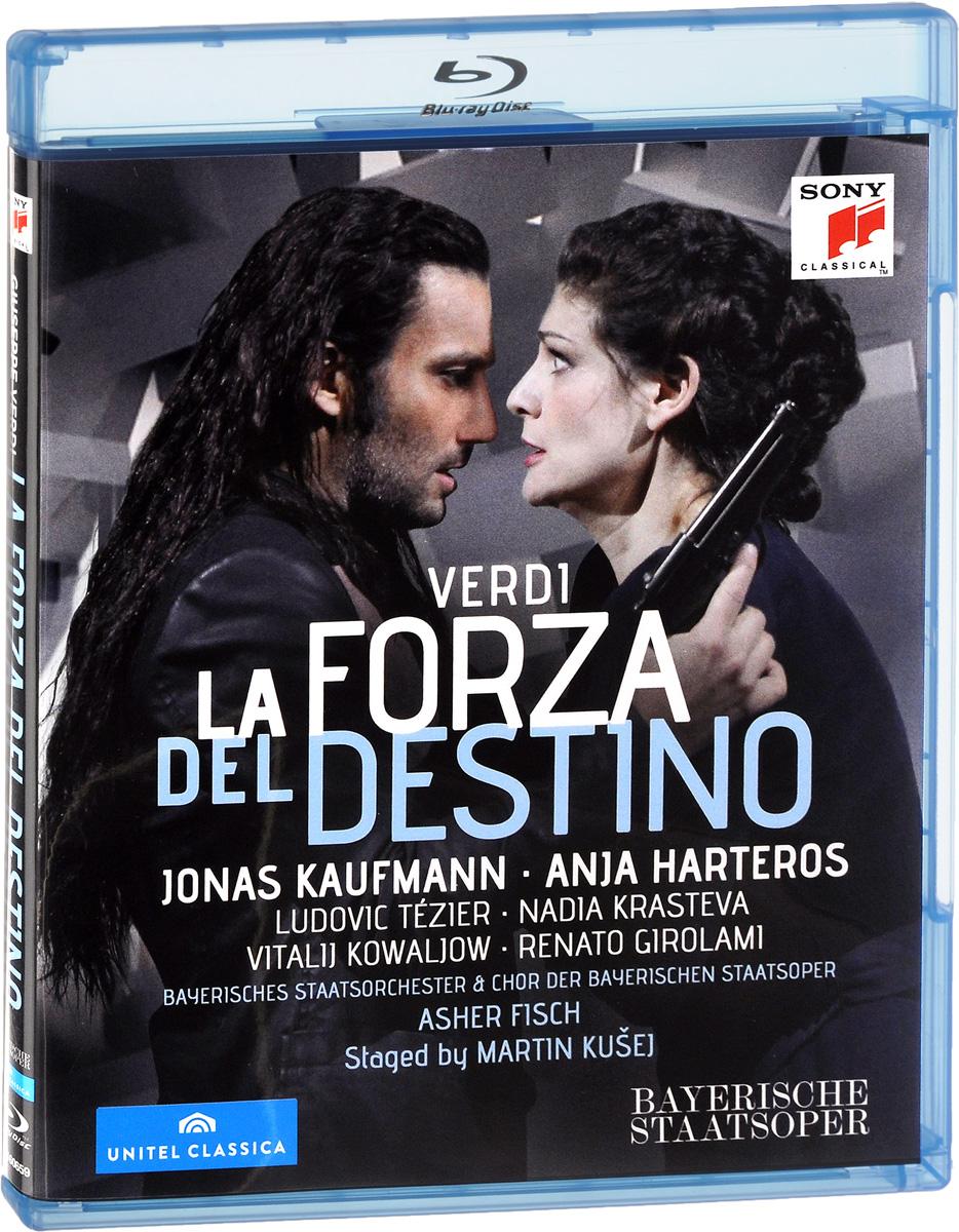 Giuseppe Verdi: La Forza Del Destino (Blu-ray) giuseppe verdi la forza del destino blu ray