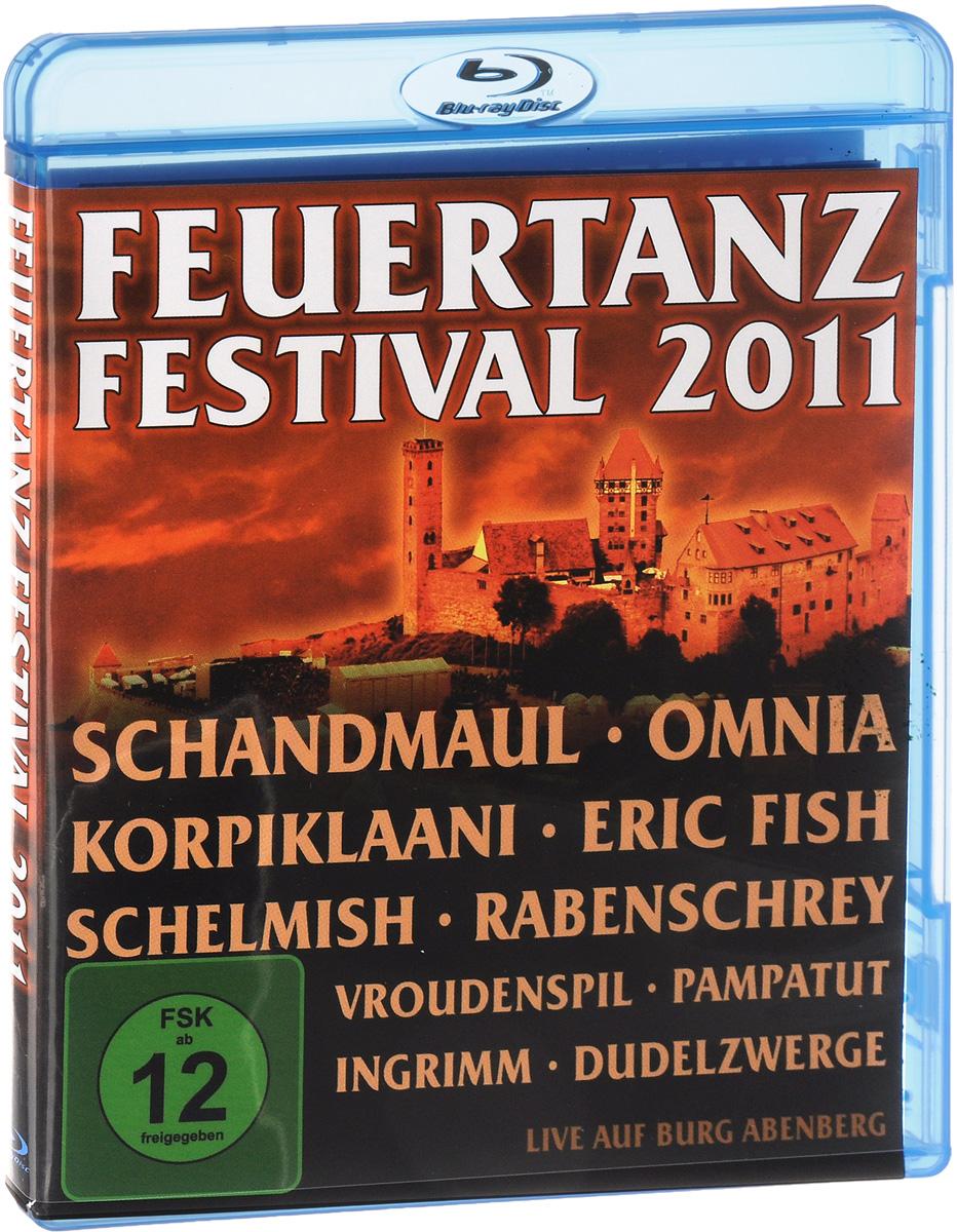 Feuertanz Festival 2011 (Blu-ray) недорго, оригинальная цена