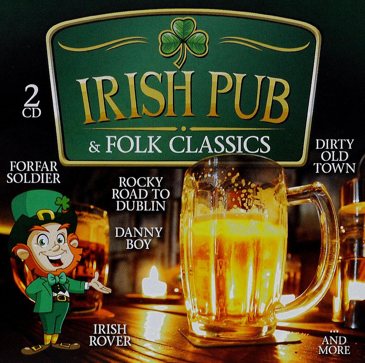 Irish Pub & Folk Classics (2 CD) the irish pub