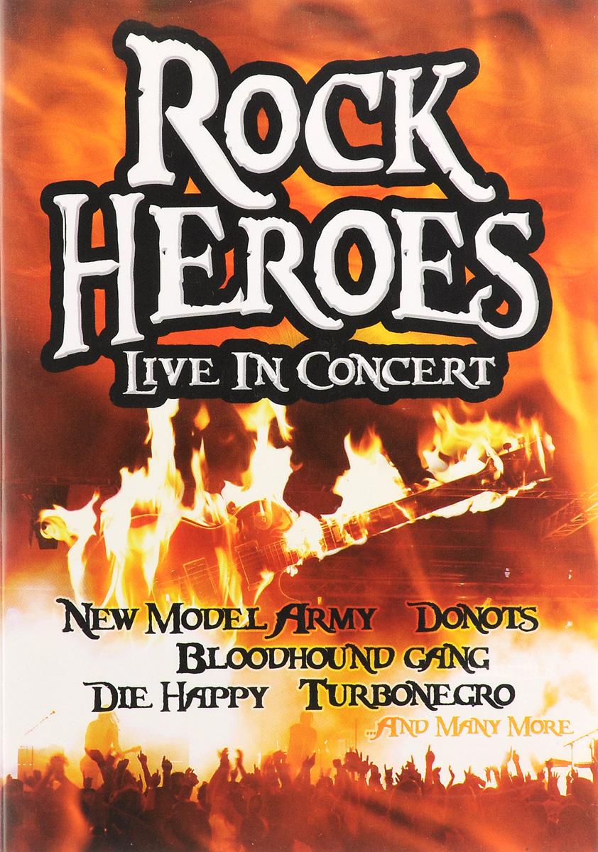 Rock Heroes: Live In Concert fire in the attic fire in the attic crush rebuild
