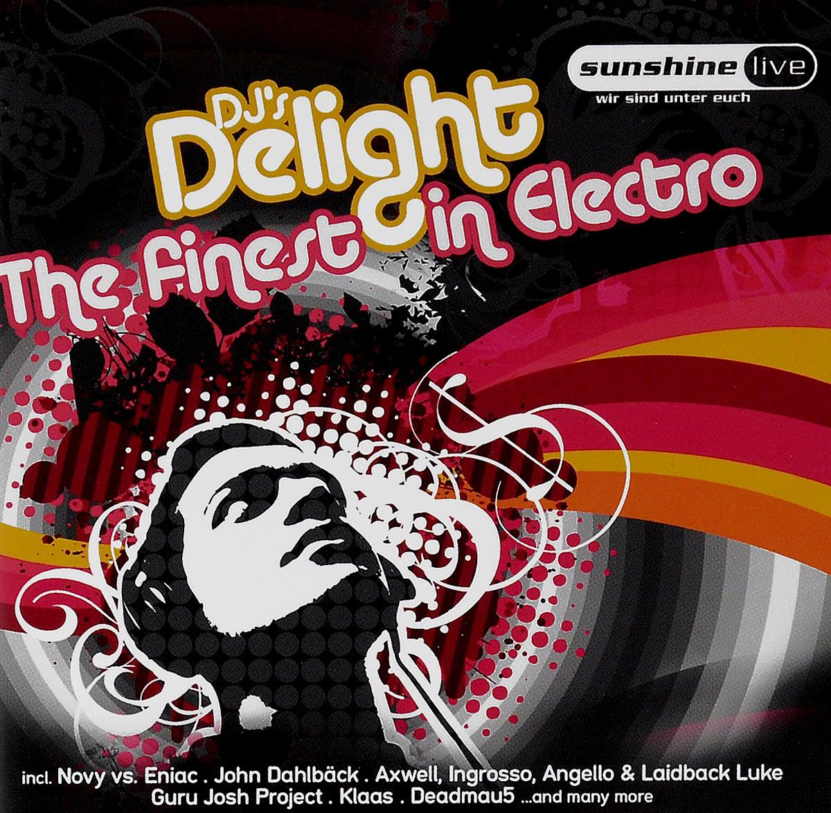 DJ Antoine Finest In Electro:Dj's Delight (2 CD) jansen пэрси дэйк city sneakerz майкл маршалл dj antoine mad mark electro house clubbing 2 cd