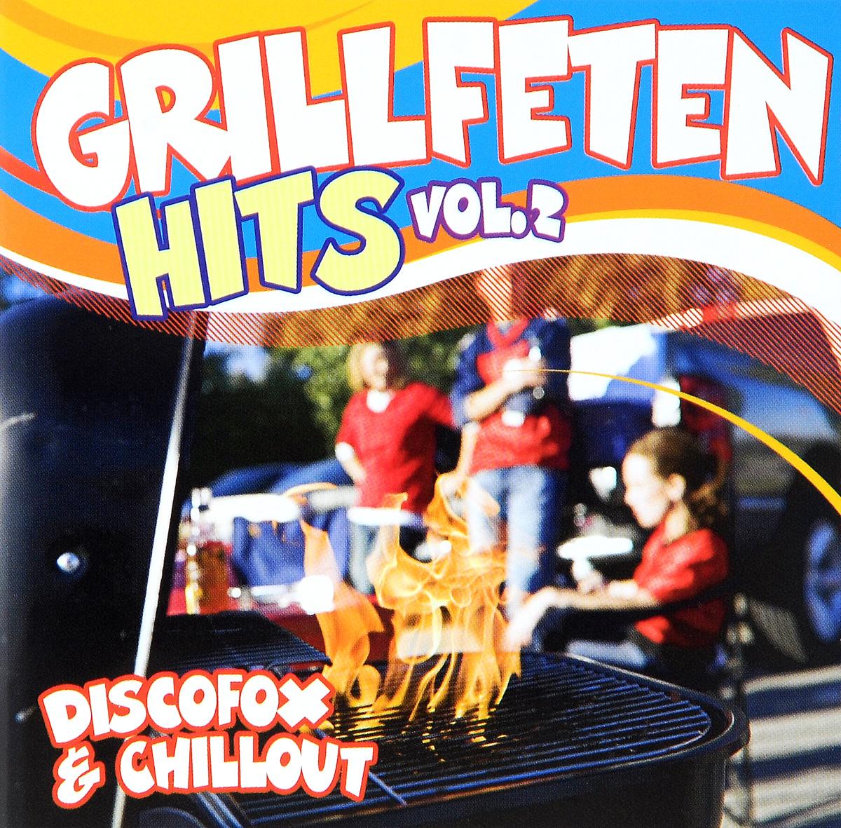 Grillfeten Hits. Vol. 2 (2 CD) недорого