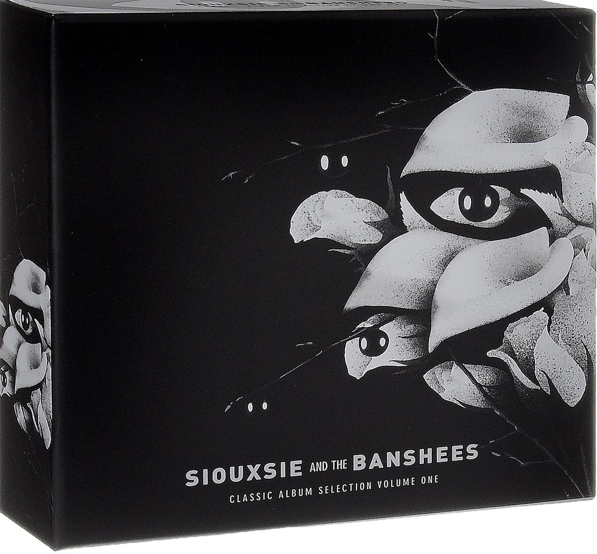 Siouxsie And The Banshees Siouxsie And The Banshees. Classic Album Selection. Volume 1 (6 CD) siouxsie and the banshees siouxsie and the banshees kaleidoscope