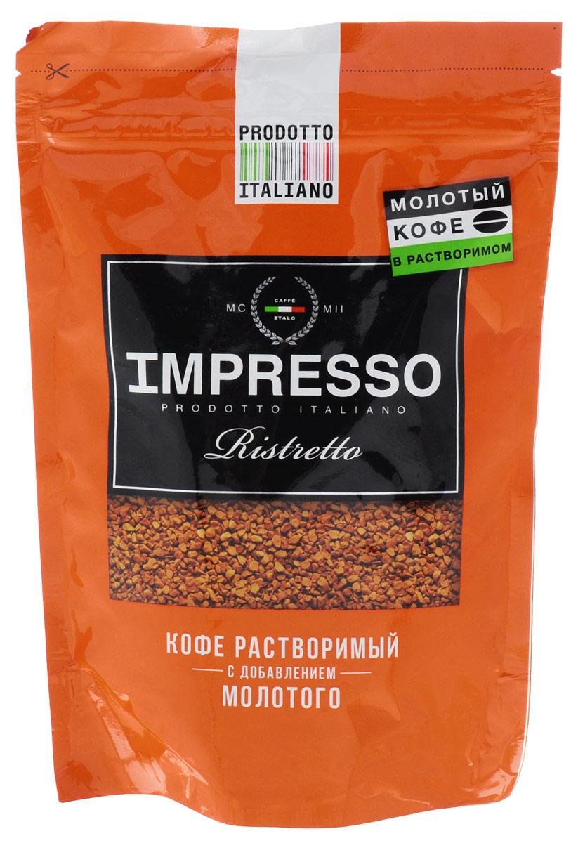 Impresso Ristretto кофе растворимый, 100 г