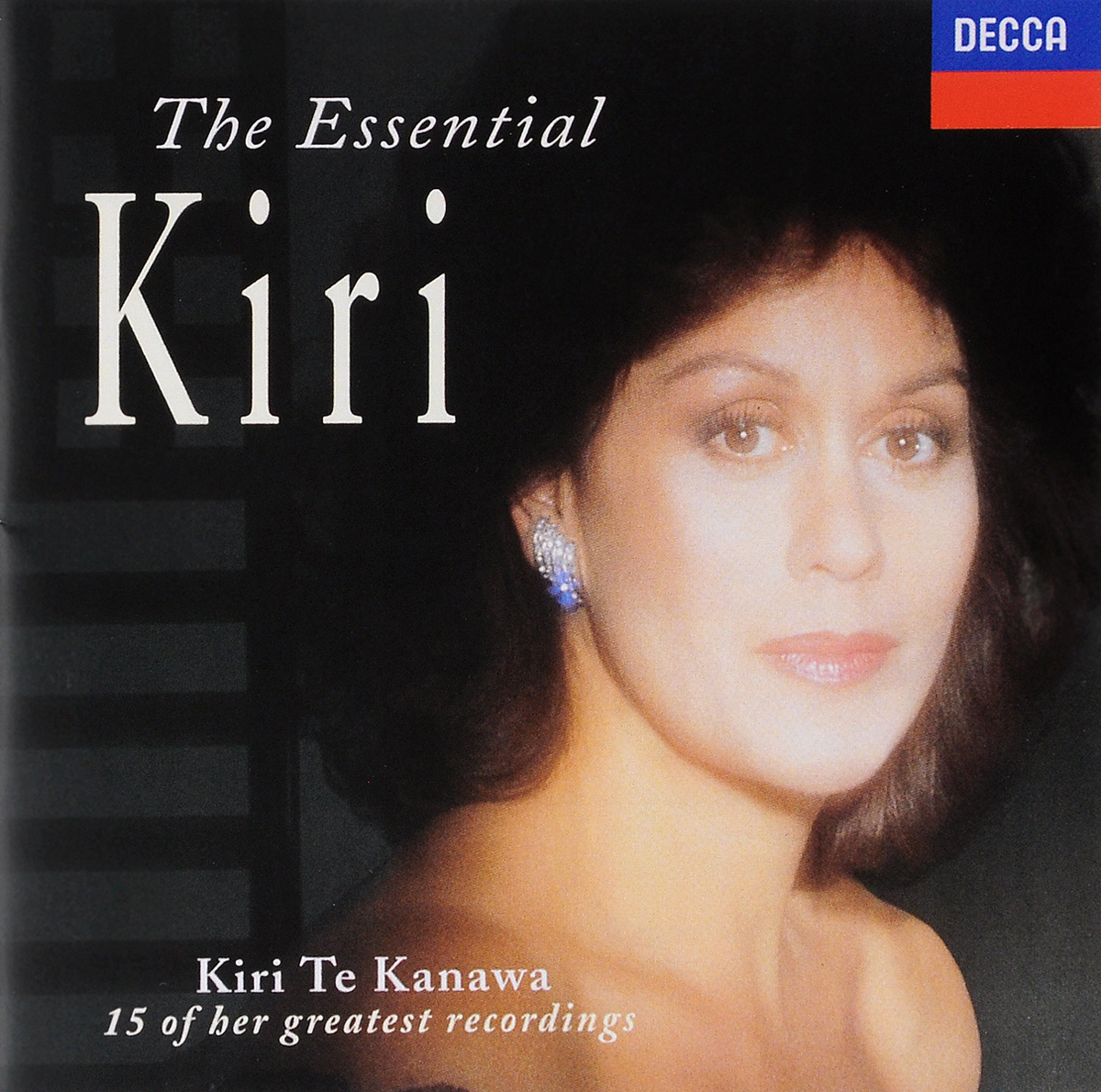 TE KANAWA. THE ESSENT the decca sound 2