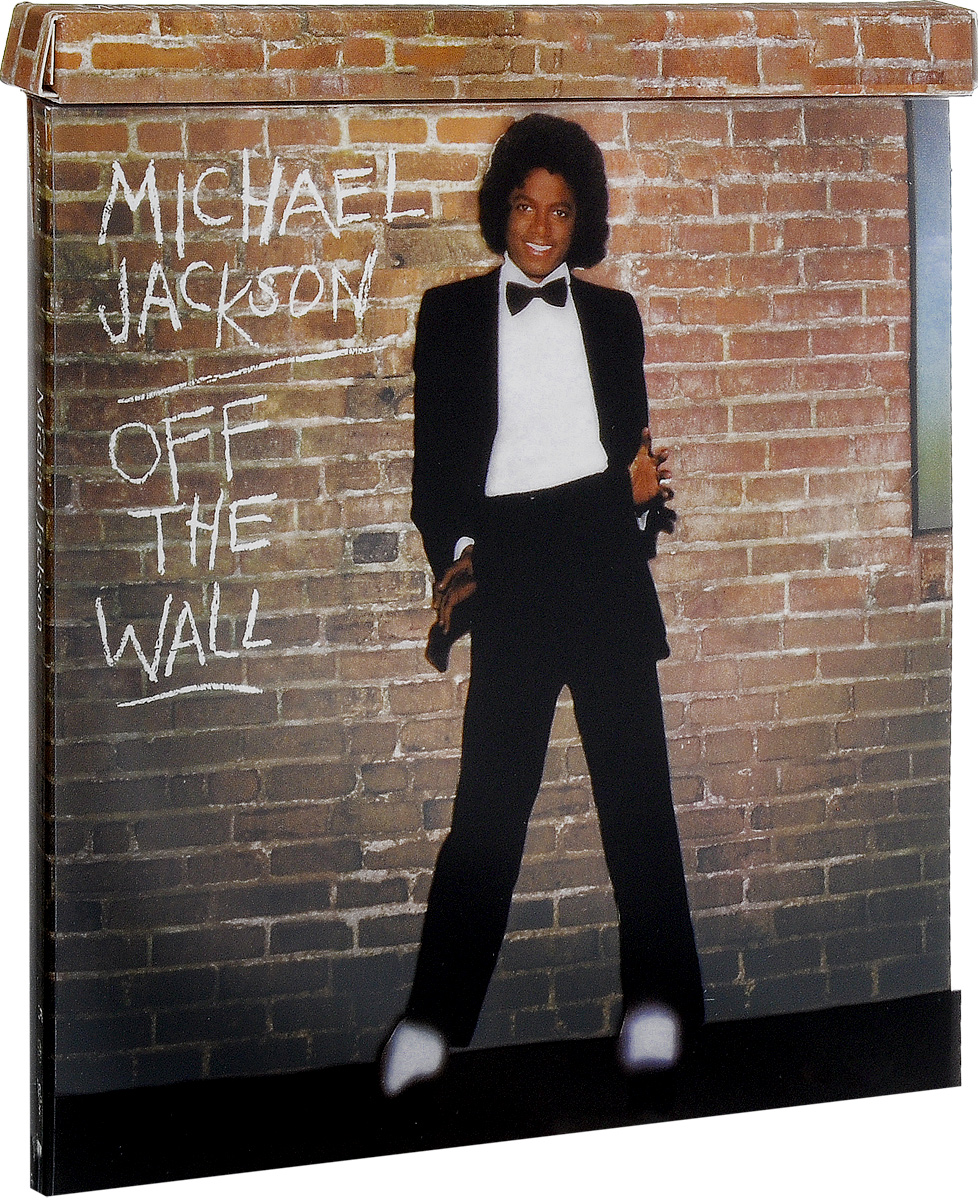 Майкл Джексон Michael Jackson. Off The Wall (CD + DVD) michael jackson scream cd