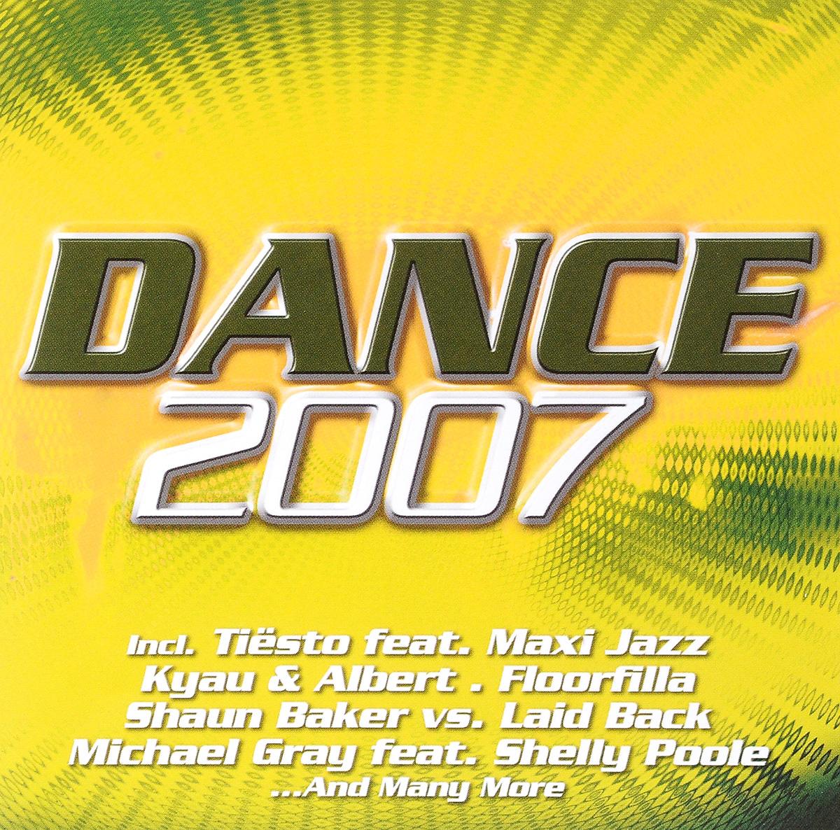 Maxi Jazz,Floorfilla Dance 2007 Vol. 2 (2 CD) hit dance vol 1 2 cd
