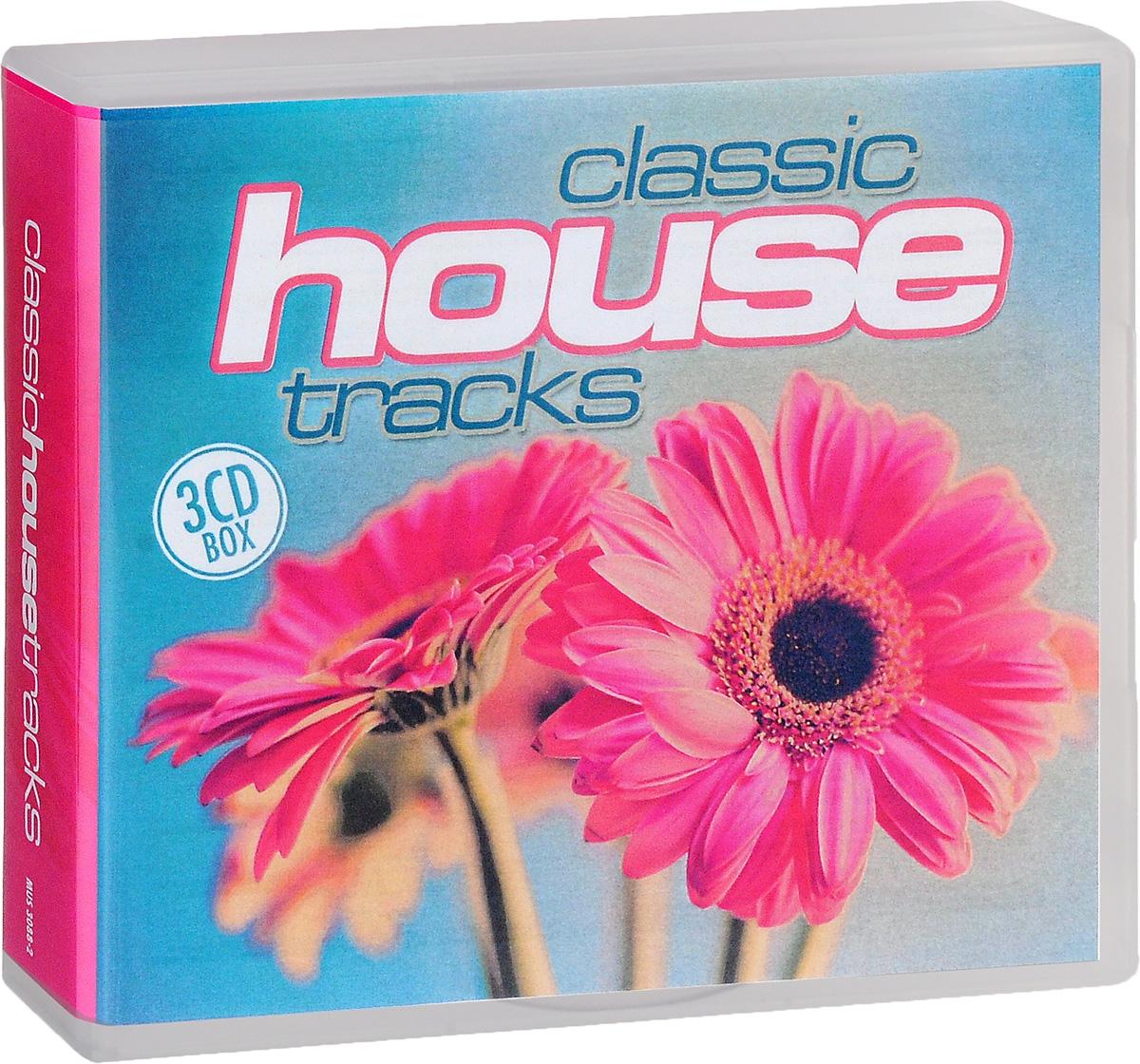 Лорен Волф Classic House Tracks (3 CD) minimal house 3 2 cd