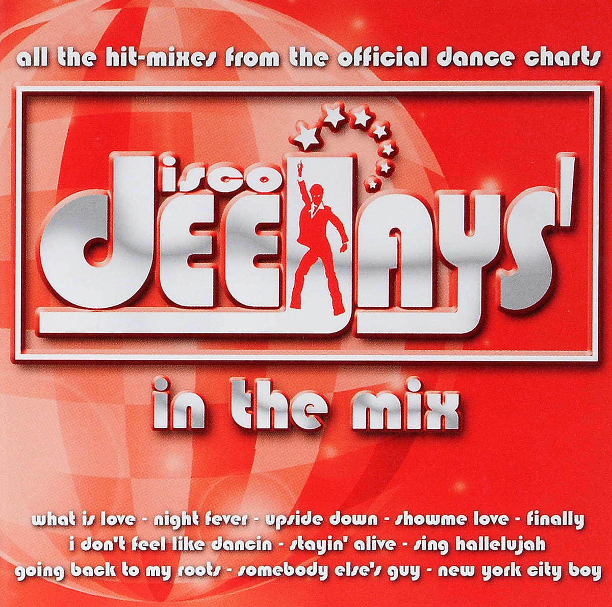 Disco Deejays In The Mix (2 CD) milky disco three to the stars 2 cd