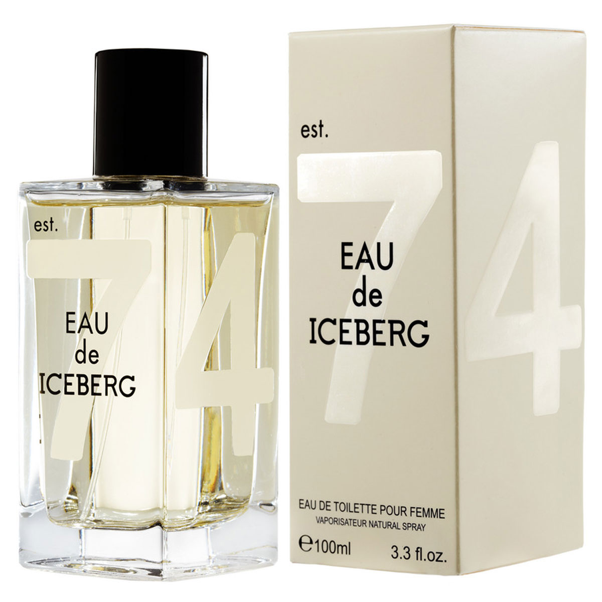 Iceberg Eau de Iceberg Classic Туалетная вода женская, 100 мл iceberg universe туалетная вода 50 мл