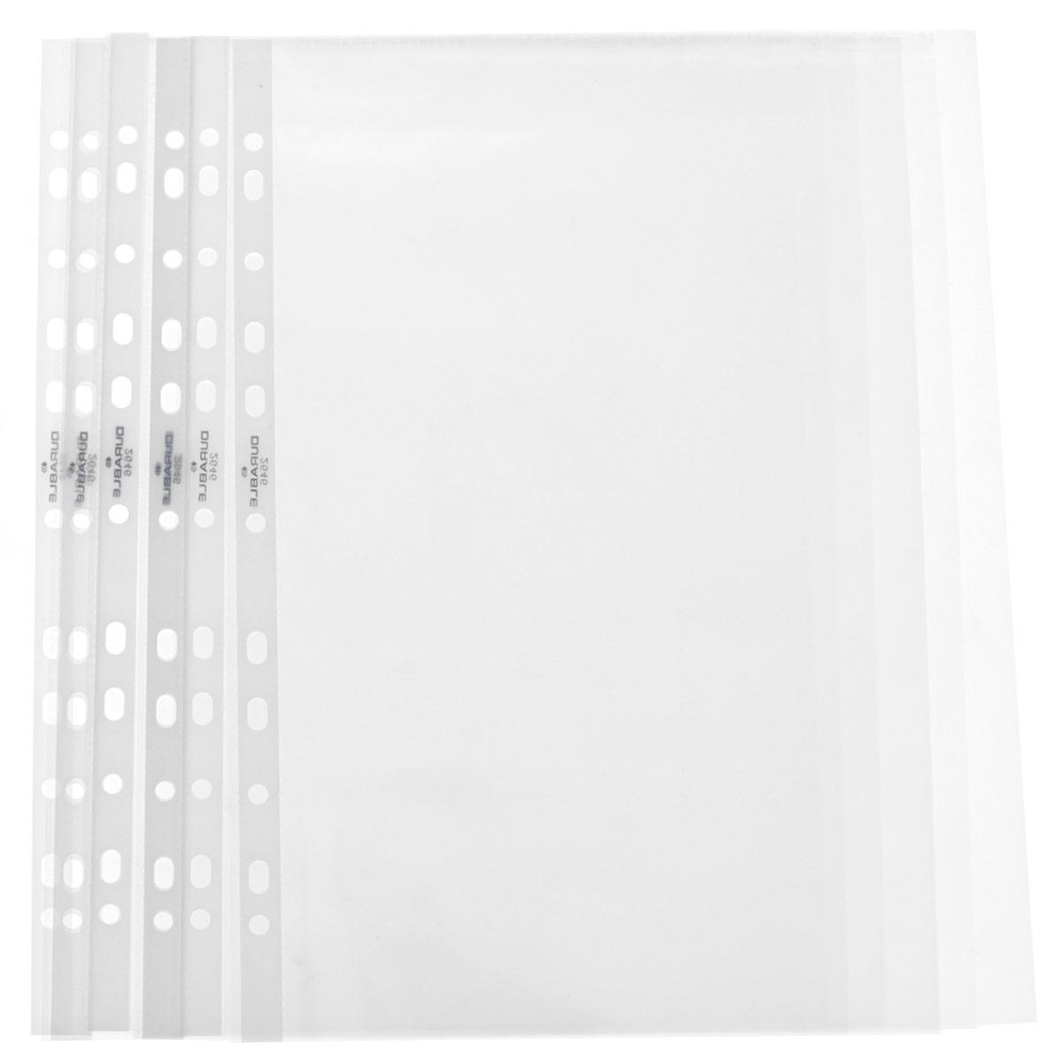 Durable Файл-вкладыш с перфорацией цвет прозрачный 10 шт 2646-19