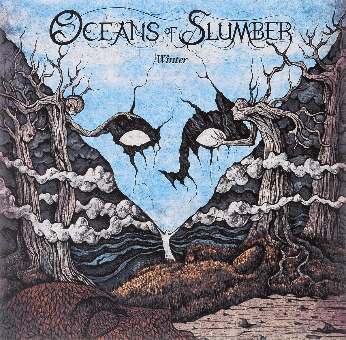 Oceans of Slumber Oceans Of Slumber. Winter (LP)