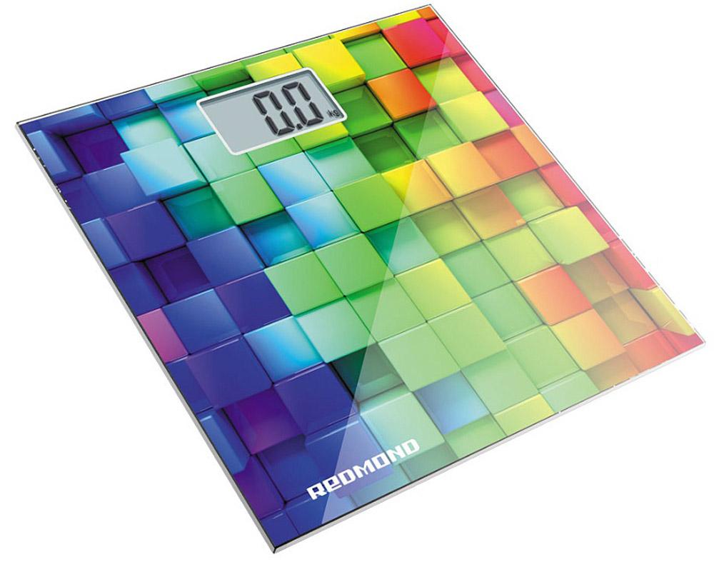 Напольные весы Redmond RS-708 Кубики