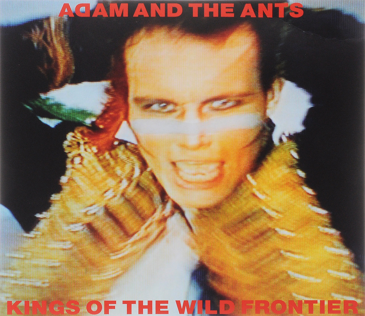 Adam And The Ants Adam And The Ants. Kings Of The Wild Frontier (LP) adam lambert adam lambert the original high