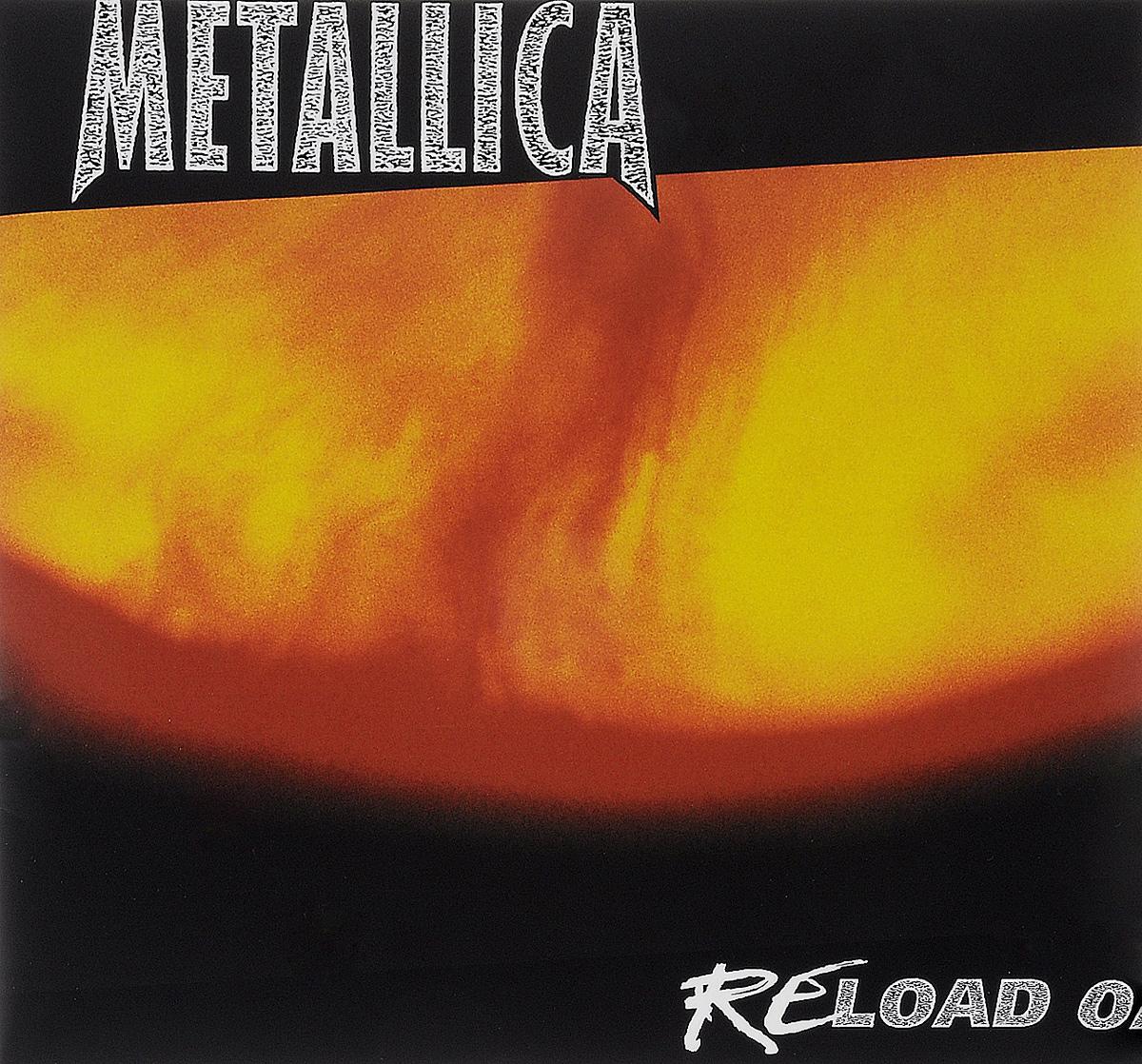 Metallica Metallica. Reload (2 LP) metallica metallica garage inc 3 lp
