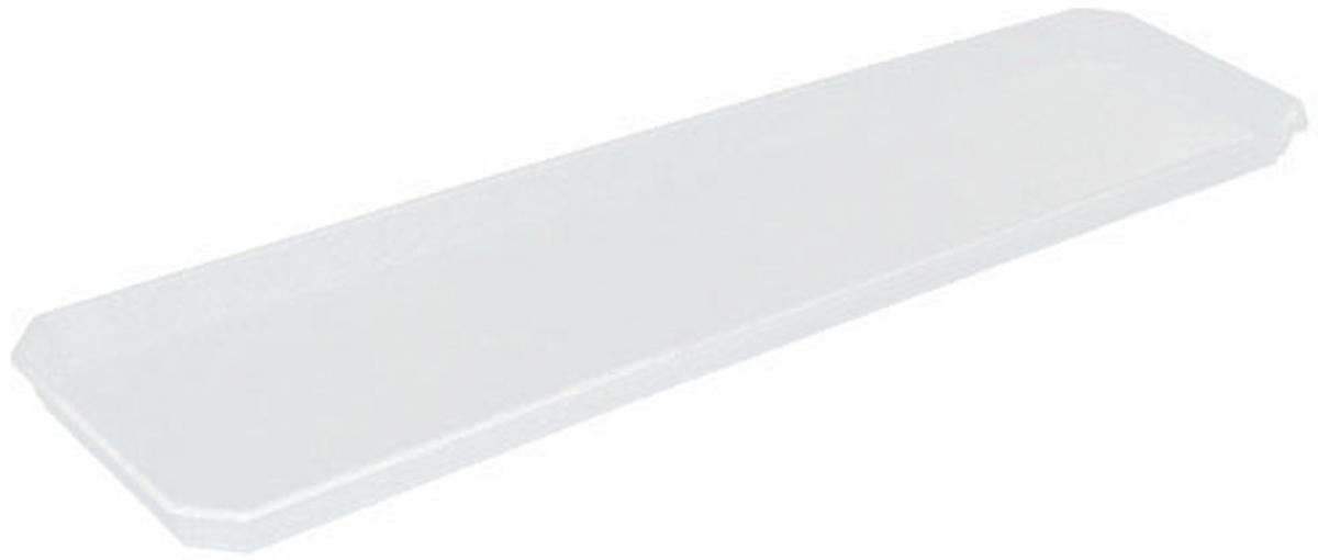 Поддон для балконного ящика InGreen, цвет: белый, длина 60 см поддон для балконного ящика santino цвет белый длина 55 см