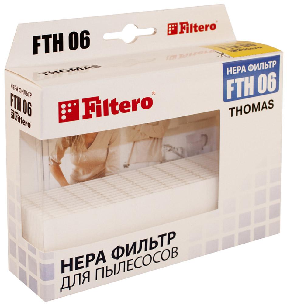 Filtero FTH 06 фильтр для пылесосов Thomas thomas twin panther