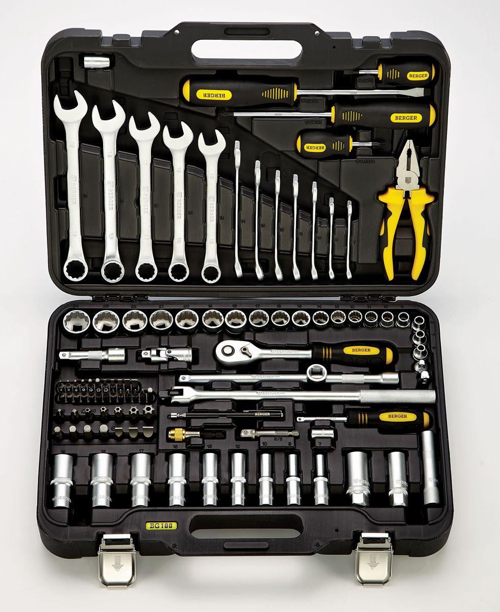 цена Универсальный набор инструментов