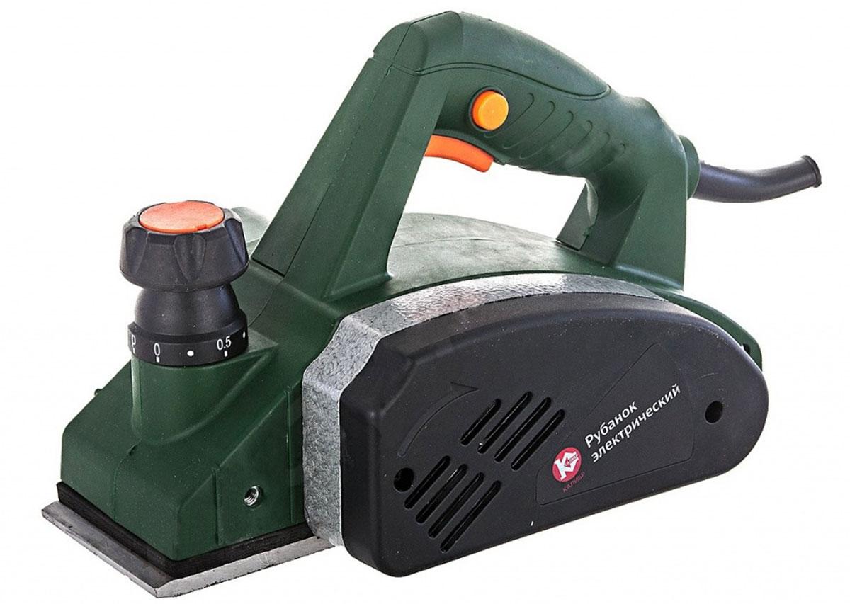 цена на Рубанок электрический Калибр РЭ-720+ст.