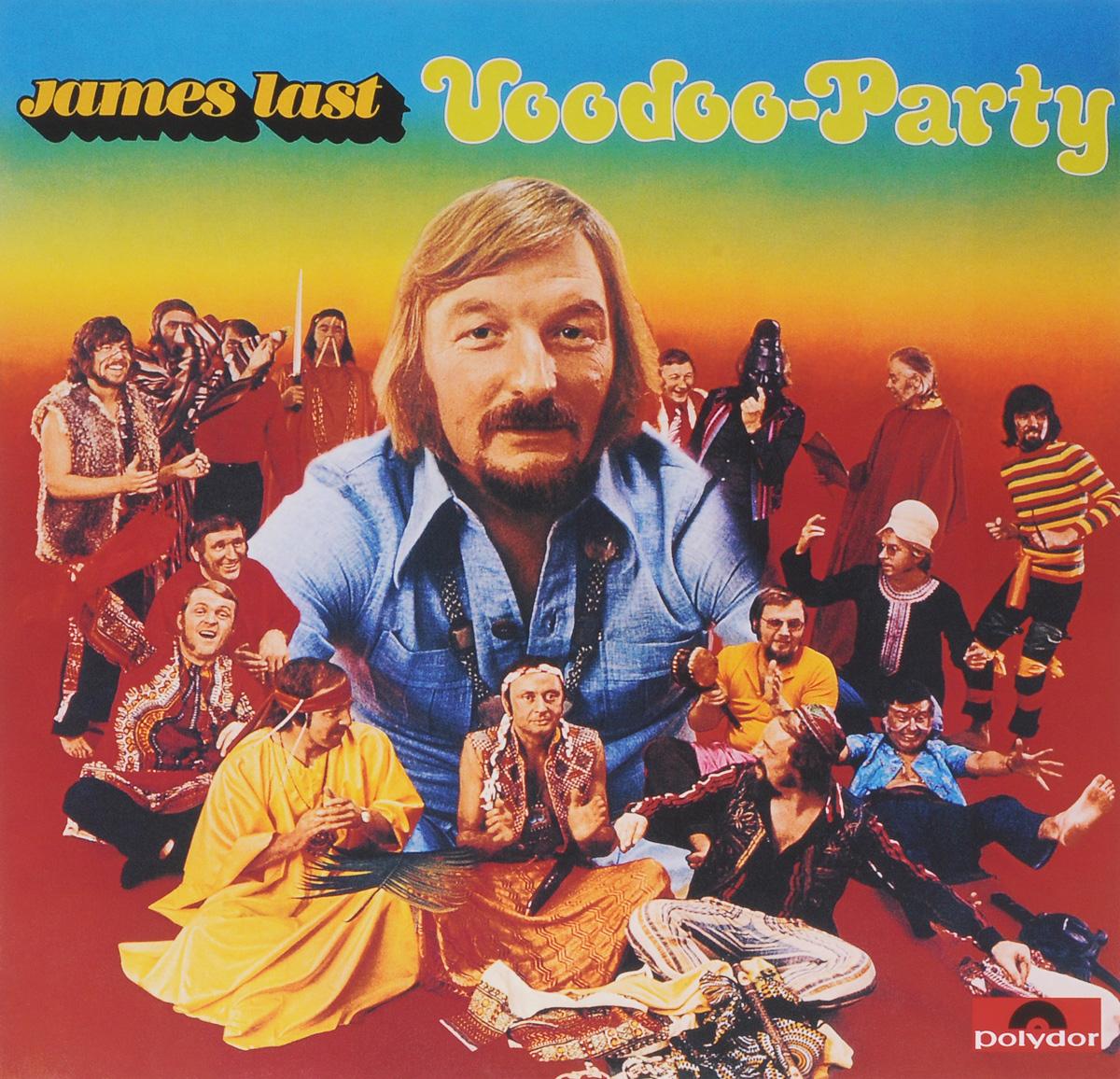 лучшая цена Джеймс Ласт James Last. Voodoo-Party (LP)