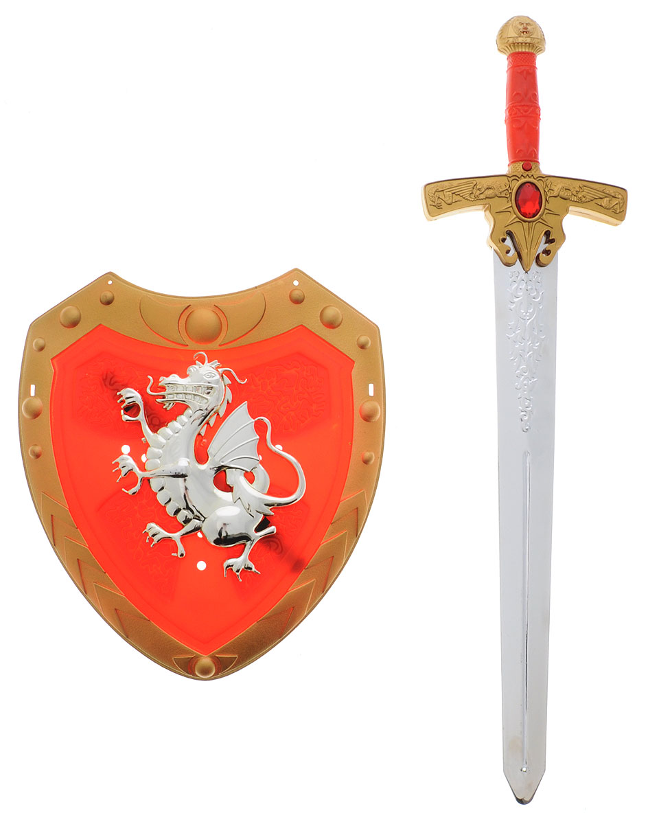 Играем вместе Набор оружия Три богатыря 2 предмета цена
