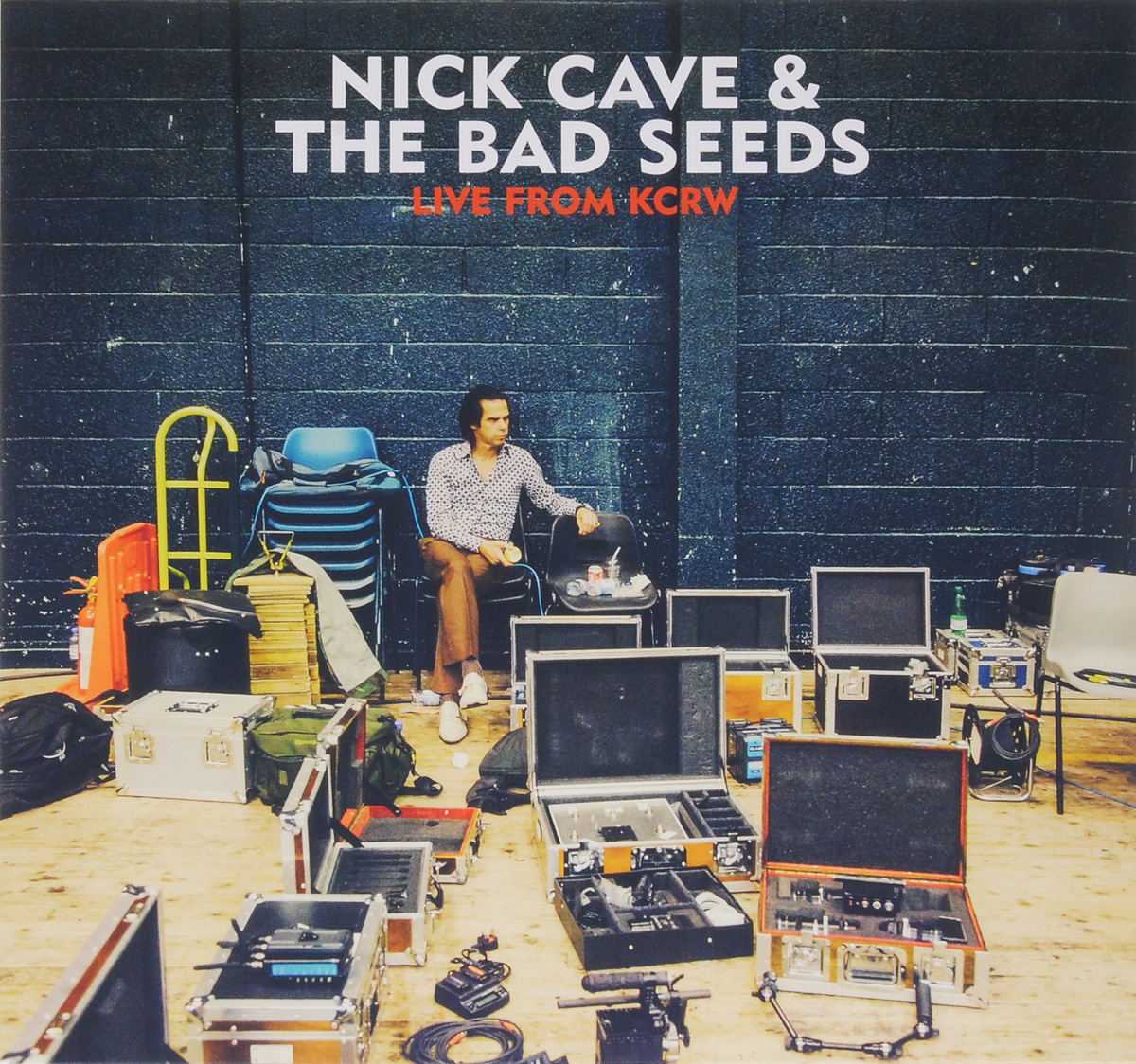 Ник Кейв,The Bad Seeds Nick Cave & The Bad Seeds. Live From KCRW (2 LP) nick cave and the bad seeds one more time with feeling 2 blu ray