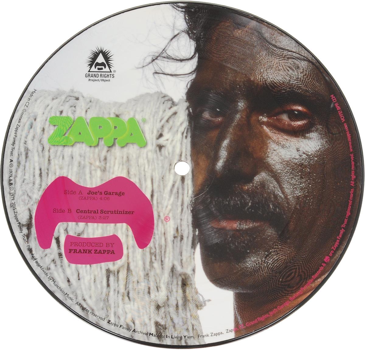 Фото - Фрэнк Заппа Frank Zappa. From Joe's Garage Acts 1, 2 & 3 (LP) frank zappa frank zappa joe s garage 3 lp