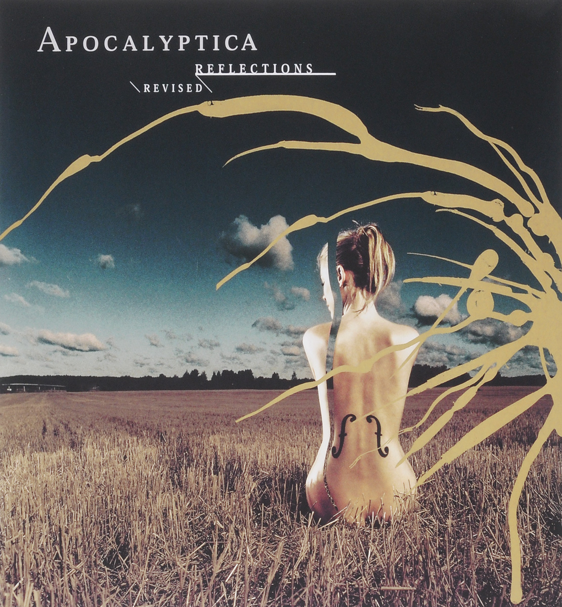 Apocalyptica Apocalyptica. Reflections / Revised (2 LP + CD) apocalyptica apocalyptica shadowmaker 2 lp cd