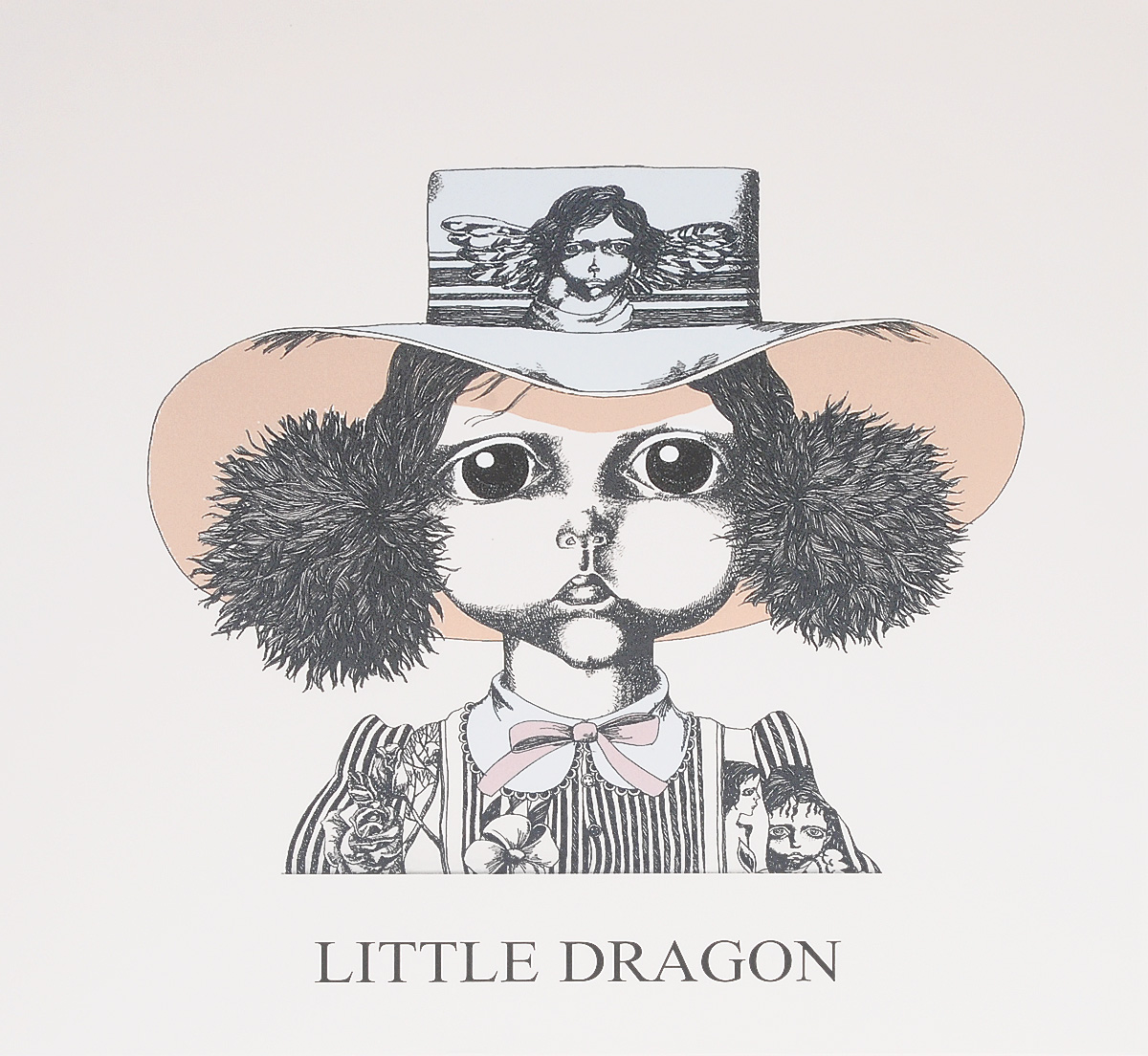 цена на Little Dragon Little Dragon. Little Dragon (LP)
