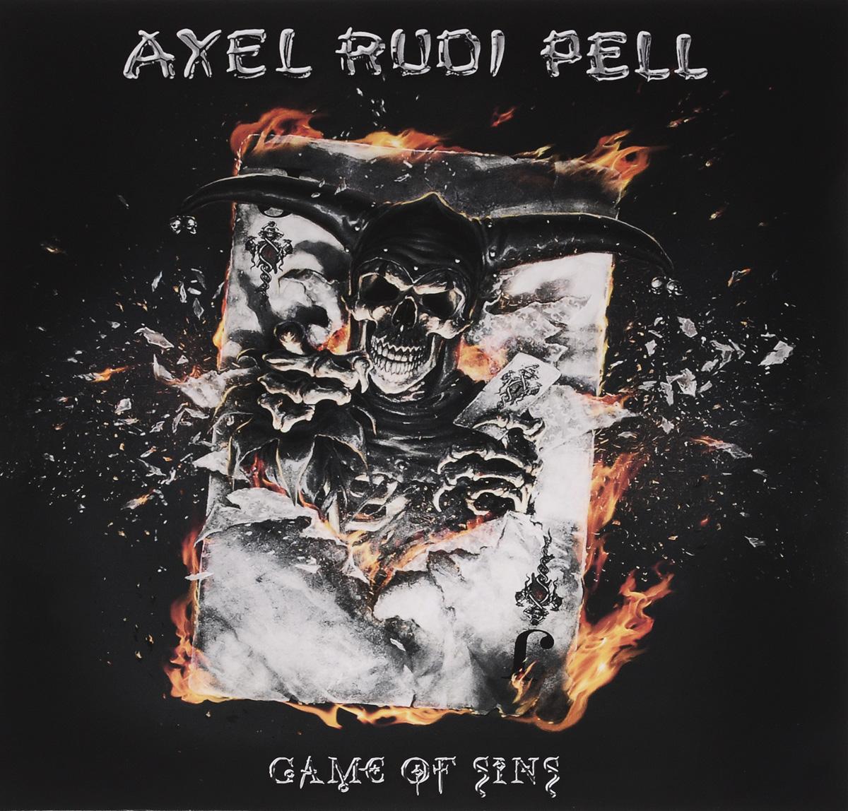 Аксель Руди Пелл Axel Rudi Pell. Game Of Sins (2 LP + CD)