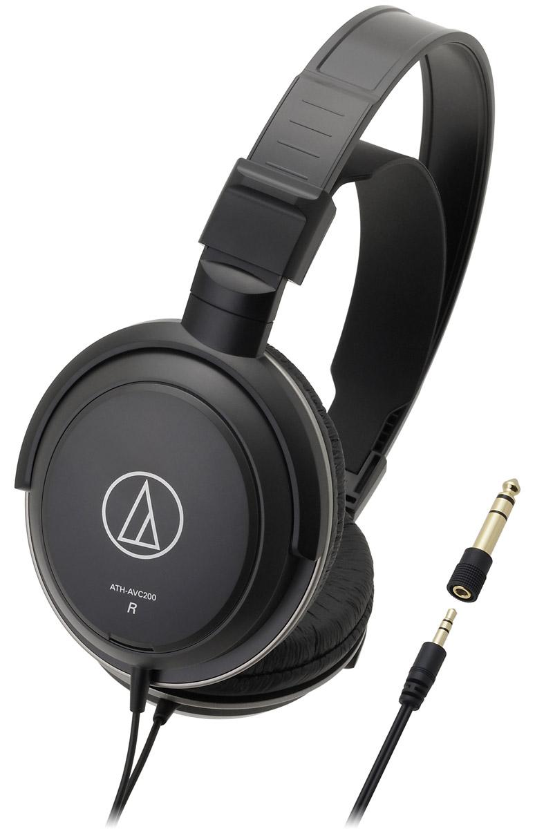 Audio-Technica ATH-AVC200 наушники наушники audio technica ath avc200