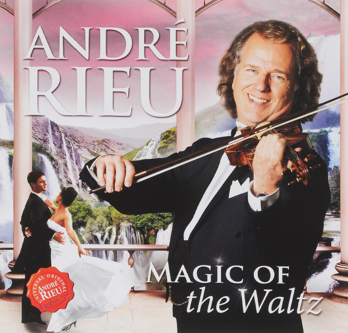Андрэ Рье Andre Rieu. Magic Of The Waltz андрэ рье andre rieu in love with maastricht