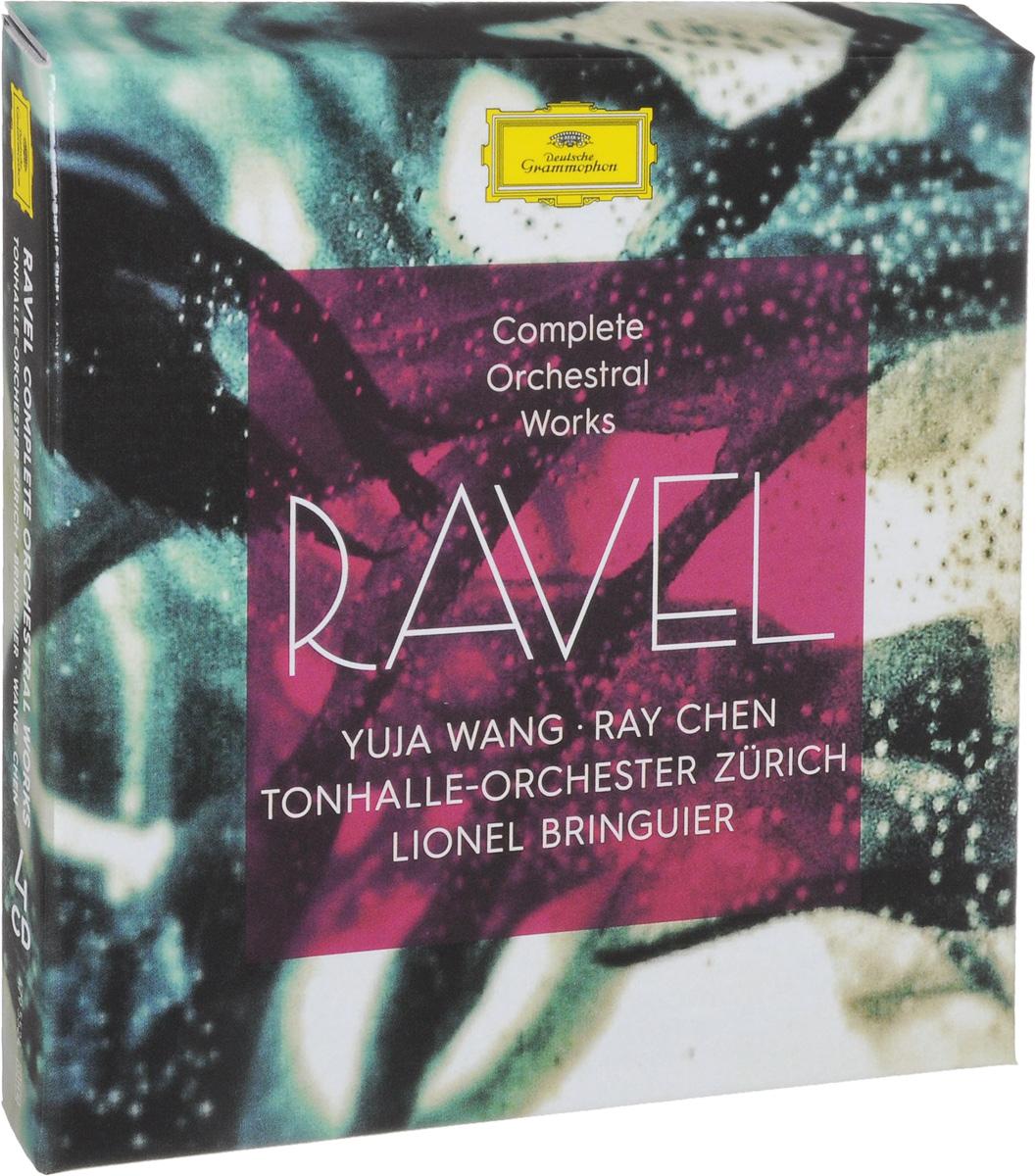 Ravel. Complete Orchestral Works (4 CD)