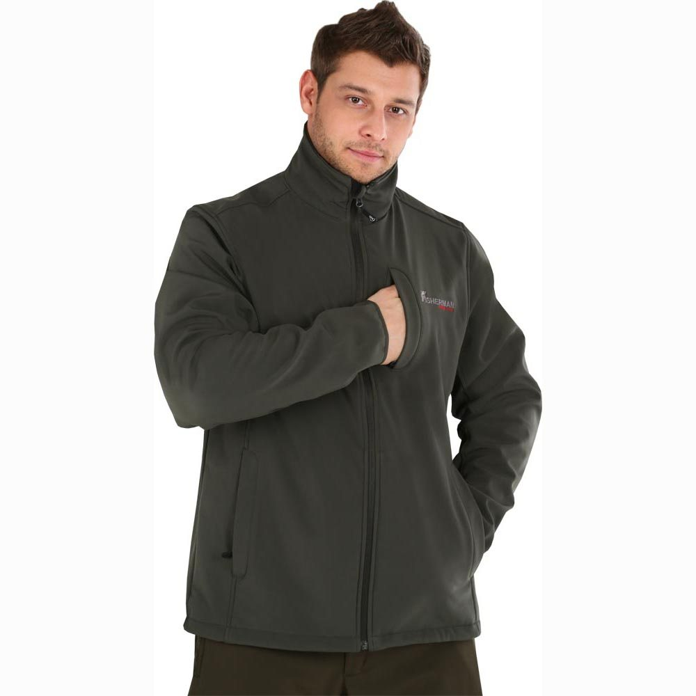 Куртка камуфляжная FisherMan Nova Tour